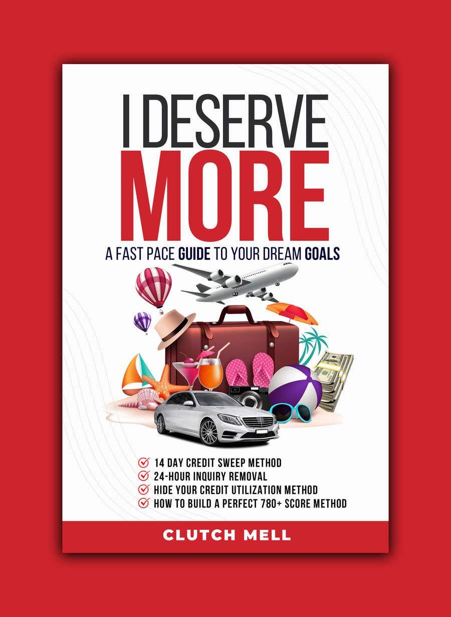 "Bài tham dự cuộc thi #                                        35                                      cho                                         Ebook Cover to ""I Deserve More"""