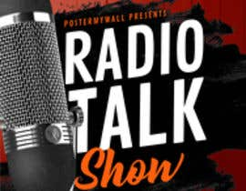 #138 for Talk Show Flyer Design by asifaizan123
