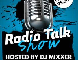 #139 for Talk Show Flyer Design by asifaizan123