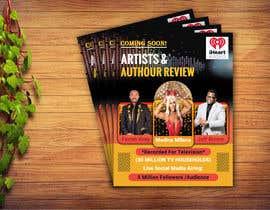 #156 for Talk Show Flyer Design by hmkabirfr