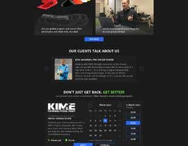 #21 for Completely New Design for a Website Page (Dark Theme) by YTdigital