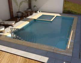 Nro 25 kilpailuun Pool Design with and without Spa käyttäjältä chihebcherif