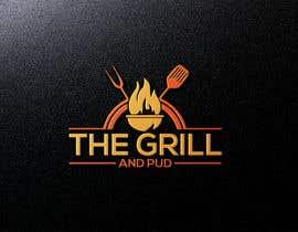 """Nro 299 kilpailuun LOGO DESIGN FOR. """"The Grill and Pud"""" käyttäjältä mdnuruzzamanreza"""
