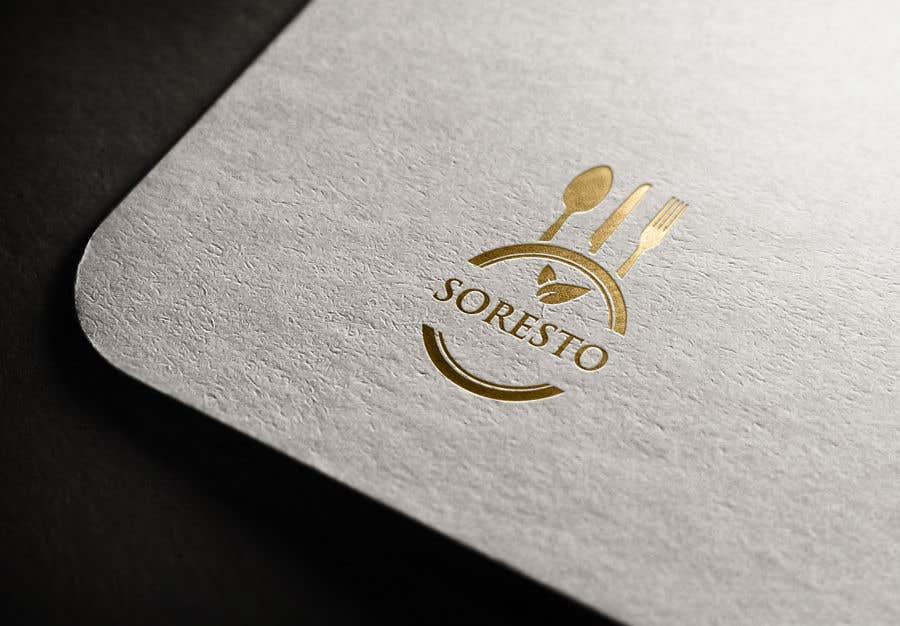 Penyertaan Peraduan #                                        499                                      untuk                                         Design logo for SORESTO