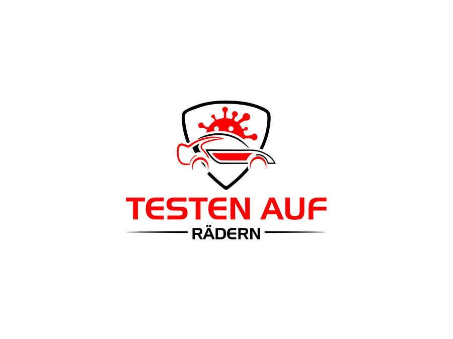 """Konkurrenceindlæg #                                        193                                      for                                         Logo for """"mobile COVID-test"""""""