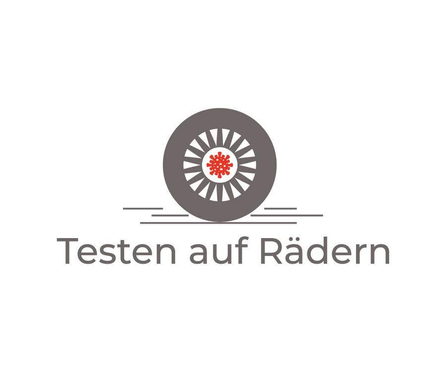 """Konkurrenceindlæg #                                        16                                      for                                         Logo for """"mobile COVID-test"""""""