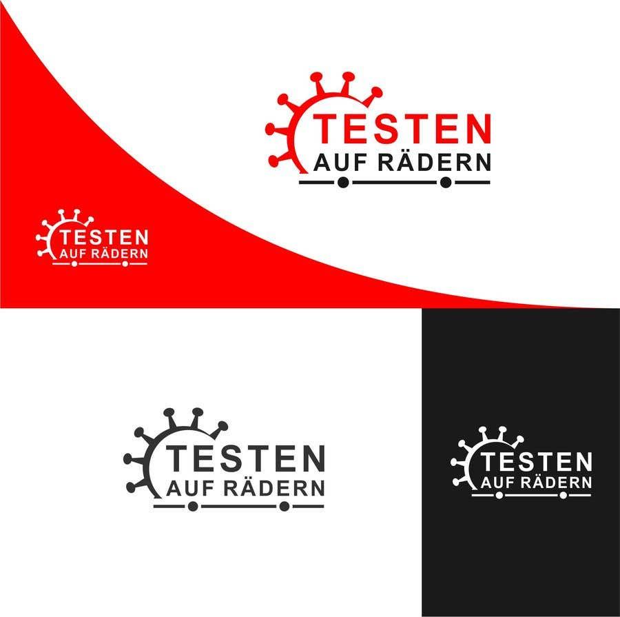 """Konkurrenceindlæg #                                        22                                      for                                         Logo for """"mobile COVID-test"""""""
