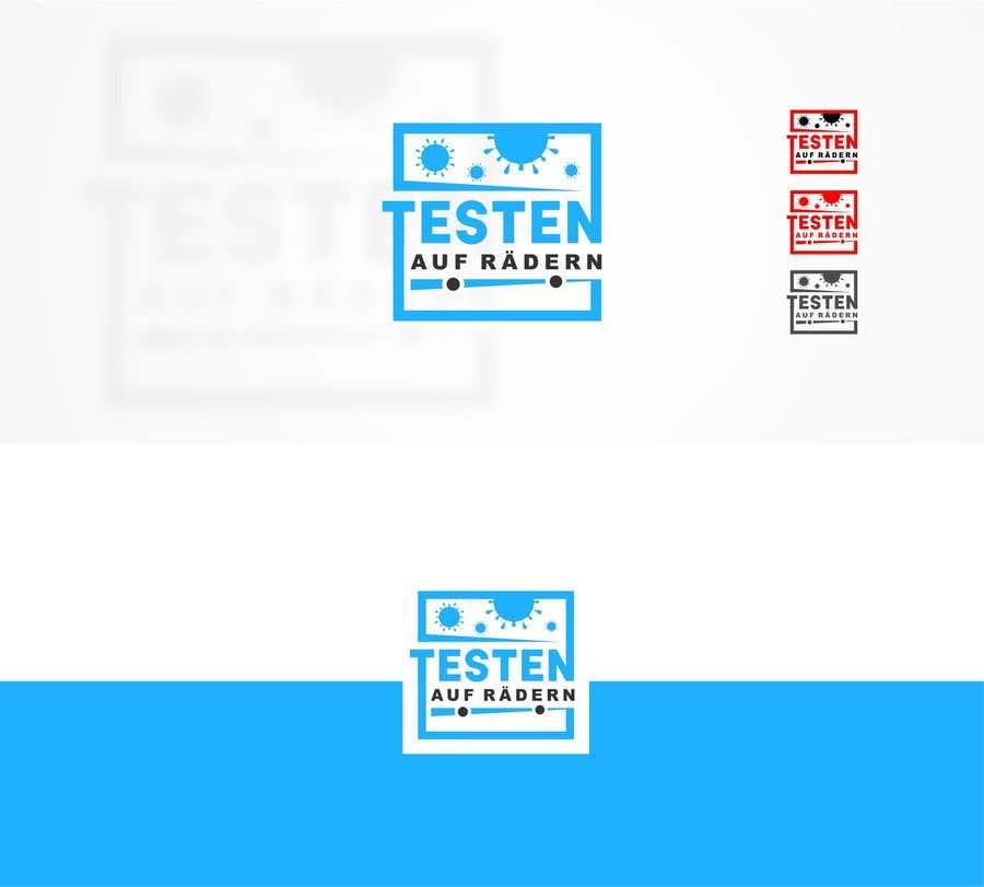 """Konkurrenceindlæg #                                        188                                      for                                         Logo for """"mobile COVID-test"""""""