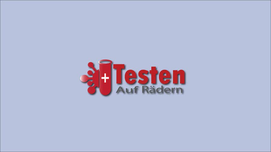 """Konkurrenceindlæg #                                        111                                      for                                         Logo for """"mobile COVID-test"""""""