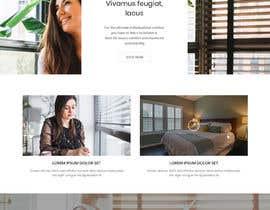 #30 untuk Looking for an experienced website designer oleh creativemz2004