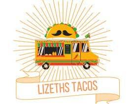 #3 untuk Lizeths Taco Truck Logo oleh maryamk10