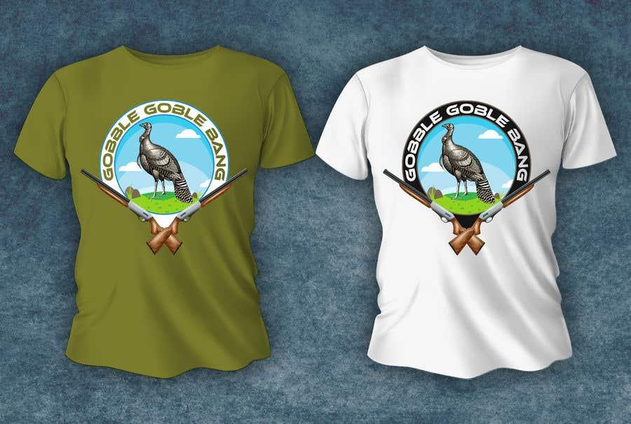 Inscrição nº                                         64                                      do Concurso para                                         Hunting T-Shirt Graphics