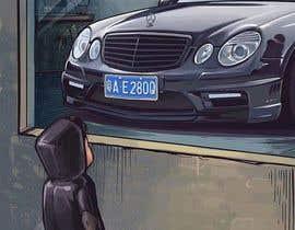 #14 для Illustrate a Image with a Car от kushwahom11
