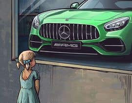#15 для Illustrate a Image with a Car от kushwahom11