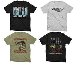 #43 untuk T-shirt Graphics oleh moisanvictores