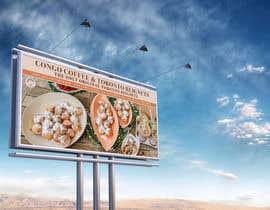 Nro 78 kilpailuun Outdoor advertising design käyttäjältä fleru