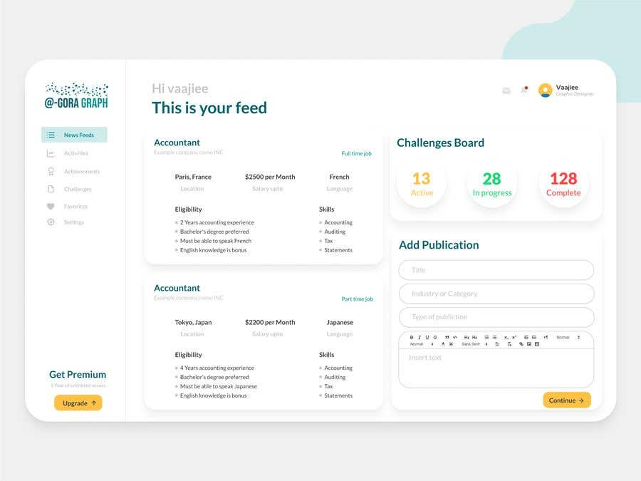 Contest Entry #                                        10                                      for                                         UI design for an interactive web site (re-design of our rough design)
