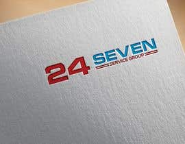 #1361 for Visual Identity Re-Vamp for 24Seven Group by quhinoor420