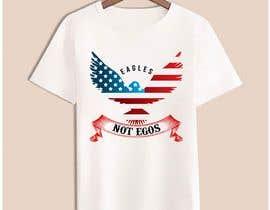 #87 untuk Eagles T-Shirt Design oleh faysalahmedmith7