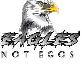 #185 untuk Eagles T-Shirt Design oleh SaifSahed