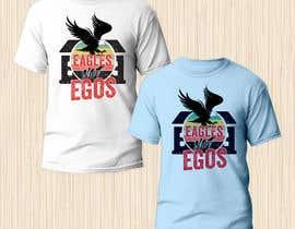Nro 95 kilpailuun Eagles T-Shirt Design käyttäjältä DesignerAmin99