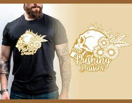 Nro 68 kilpailuun Creative T-shirt Design for Artist Merch!!! Dark/Cartoon/Graffiti Type - 03/03/2021 22:28 EST käyttäjältä RafaelMaya