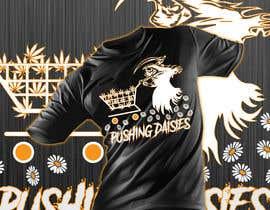 Nro 141 kilpailuun Creative T-shirt Design for Artist Merch!!! Dark/Cartoon/Graffiti Type - 03/03/2021 22:28 EST käyttäjältä azmiridesign