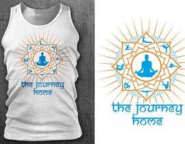 nº 38 pour Design a T-Shirt for a Yoga/Ashtanga inspired clothing company par GautamHP