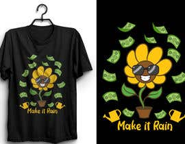 #44 for Artistic T-Shirt Design, Dancing Flower by Saba0023