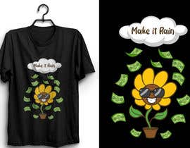 #45 for Artistic T-Shirt Design, Dancing Flower by Saba0023