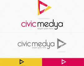 #150 cho Logo Design for Civic Medya bởi imglook