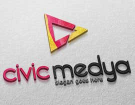 #176 cho Logo Design for Civic Medya bởi imglook