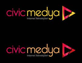 #248 cho Logo Design for Civic Medya bởi imglook