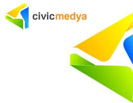 #236 for Logo Design for Civic Medya af rashedhannan