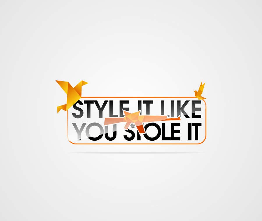 Proposition n°                                        16                                      du concours                                         Design a Logo for my badass lifestyle blog StyleItLikeYouStoleIt.com