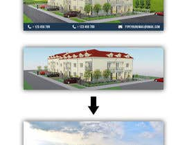 #103 untuk Need to prepare property advert (260 x 130). With making visualisation more realistic oleh idafebiyanti