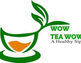 "nº 86 pour Need a logo for our new brand "" Wow Tea Wow"" par konokroy181"
