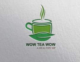 "nº 17 pour Need a logo for our new brand "" Wow Tea Wow"" par dulalbadsham"
