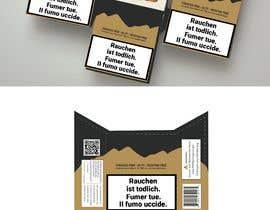 Nro 96 kilpailuun create a brand of cannabis cigarettes and a design for the pack käyttäjältä lida66