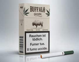 Nro 102 kilpailuun create a brand of cannabis cigarettes and a design for the pack käyttäjältä CandiStudios