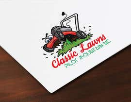 #55 for Logo Creation for Classic Lawns af srumby17