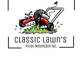 #3 for Logo Creation for Classic Lawns af LogoMakerEnam