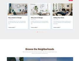 #4 cho Design an attractive landing Page for us in wordpress (back end already done, need front end visuals) bởi Laboni4