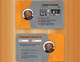 #126 untuk design a business card oleh ahmedjehad25