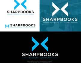 Nro 188 kilpailuun Design Logo and Business Stationery for SharpBooks Business Solutions käyttäjältä imrananis316