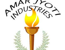 #10 for Design a Logo for Amar Jyoti Industries af MadniInfoway01