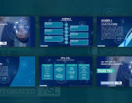 #43 cho Corporate PPT Template Design (6 slides) bởi imranhosssenpctg