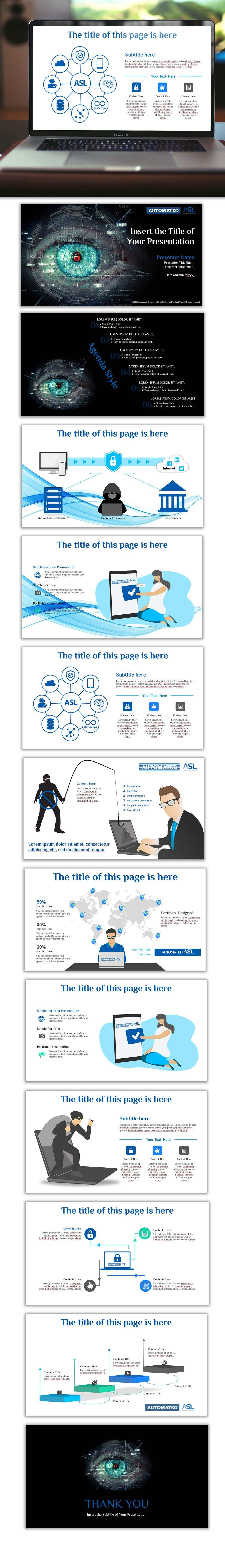 Bài tham dự cuộc thi #                                        5                                      cho                                         Corporate PPT Template Design (6 slides)