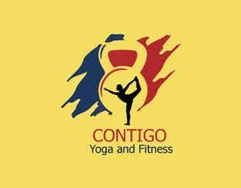 #59 cho Logo for yoga and fitness company bởi T4W533F