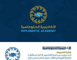 #337 for Design a Logo for Diplomatic Academy by Hemalaya